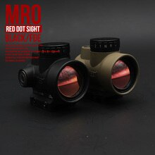 SPECPRECISION 2021Ver. Trijicon MRO red dot anblick perfekte replik Eotech G43 Holographische