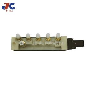 Valve Unit For Mercede W220 S350 S430 S500 S600 S550 AMG Air Suspension Compressor Pump Supply Solenoid Valve Block 2203200258