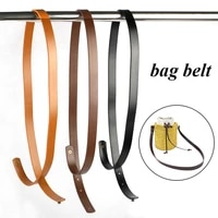 new 100cm long pu leather shoulder bag strap bag handles diy replacement purse handle for handbag belts strap bag accessories