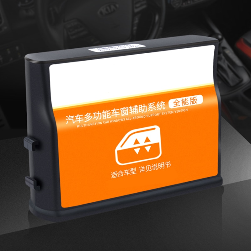 Elevador de ventana automático, dispositivo de cierre de ventana para Kia Rio Sportage Soul Forte Cerato 2007 2008 2009 2010 2011 2012 de alta calidad