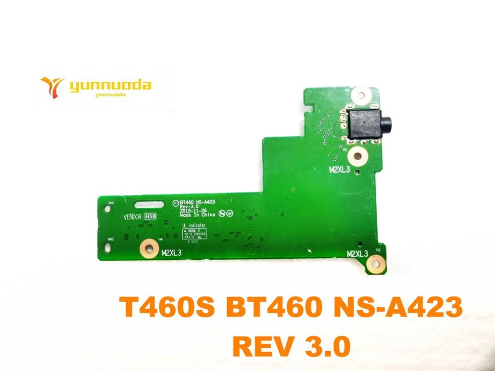 Original para Lenovo T460S Audio board T460S BT460 NS-A423 REV 3,0 probado buen envío gratis