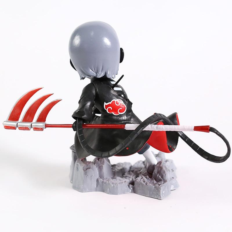 Akatsuki Uchiha Obito / Hidan PVC Figure Collectible Model Toy