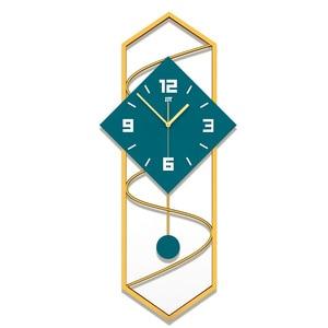 Nordic Minimalist Creative Wall Clock Modern Home Living Room Mute Clock Fashion Personality Art Decoration Quartz Clock Gift