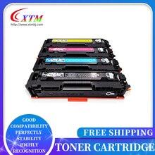 Kaseta z tonerem 3.2K 2.5K o wysokiej wydajności 203X CF540X do kasety z tonerem HP Color LaserJet Pro M254nw M254dw M280nw M281fdw M281fdn