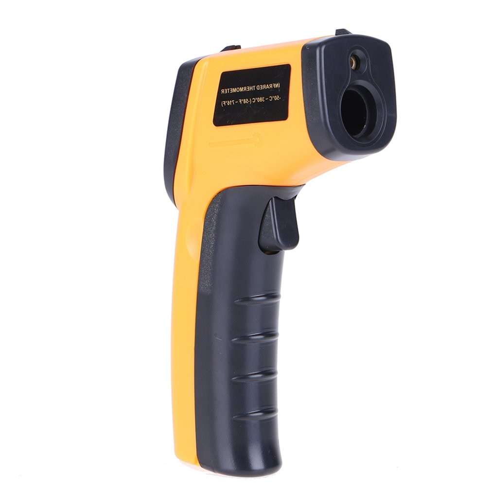 2017 new mastech ms6530a infrared thermometer temperature meter laser gun 12 1 d s lcd digital thermometro 20 850c New Digital Infrared Thermometer Gun Laser Temperature Meter Non contact IR Thermometer Pyrometer Hygrometer Color LCD Screen
