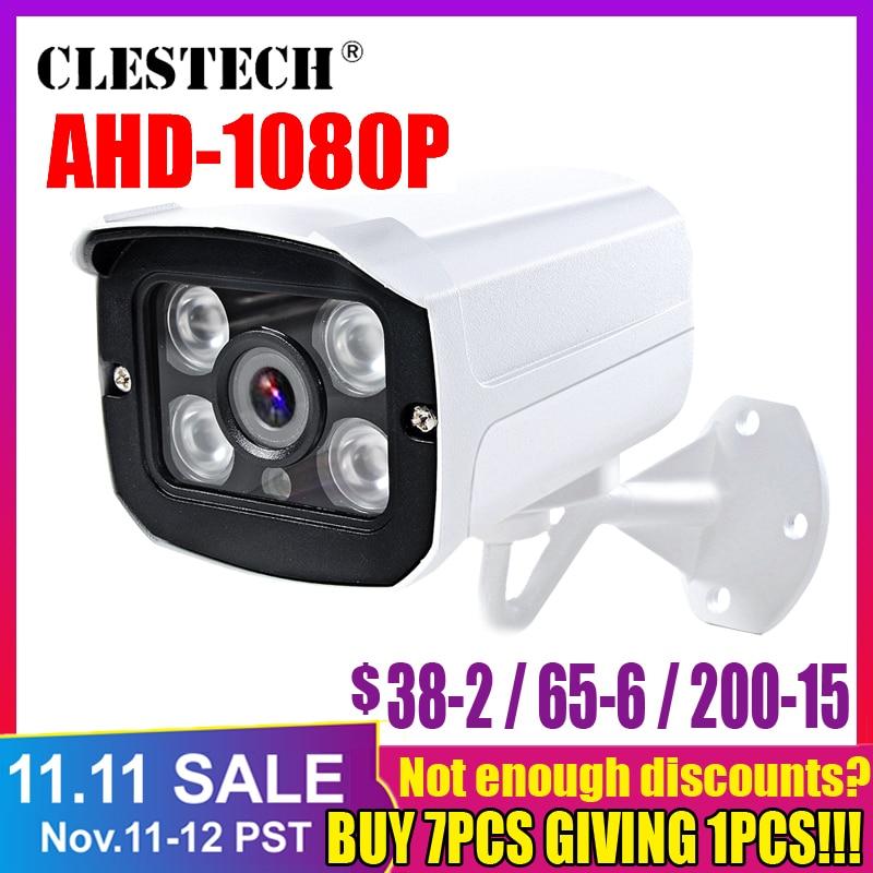 Металлический Мини-Массив 720P/960P/1080P FULL AHD CCTV камера SONY IMX-323 цифровая 2.0mp наружная водонепроницаемая ip66 ИК Инфракрасная есть пуля