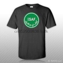 Camiseta ISAF camiseta pegatina gratis NATO International Security