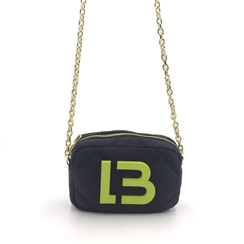 New Fashion Hot-selling Ladies Outing Fashion Travel Bag Padded Nylon Messenger Bag Simple Female Bag Shoulder Bag