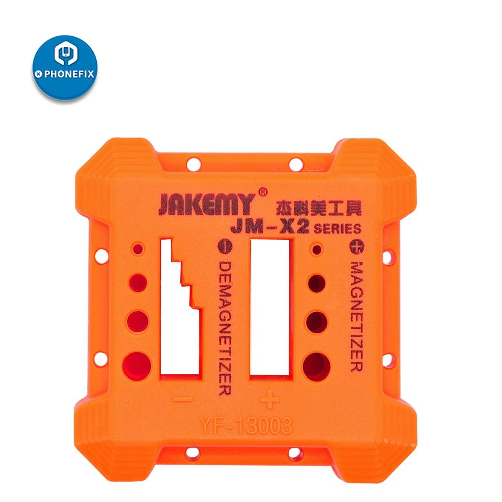 Magnetizer Demagnetizer Tools for Screwdriver Tips Repair Magnetic Pick Up Tool for iPhone Repair Ma