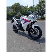 Para motocicleta o bicicleta eléctrica Citycoco scooter Eléctrico urbano carretera e bike 2000W batería de litio 72V/20A 70-80 KM/H