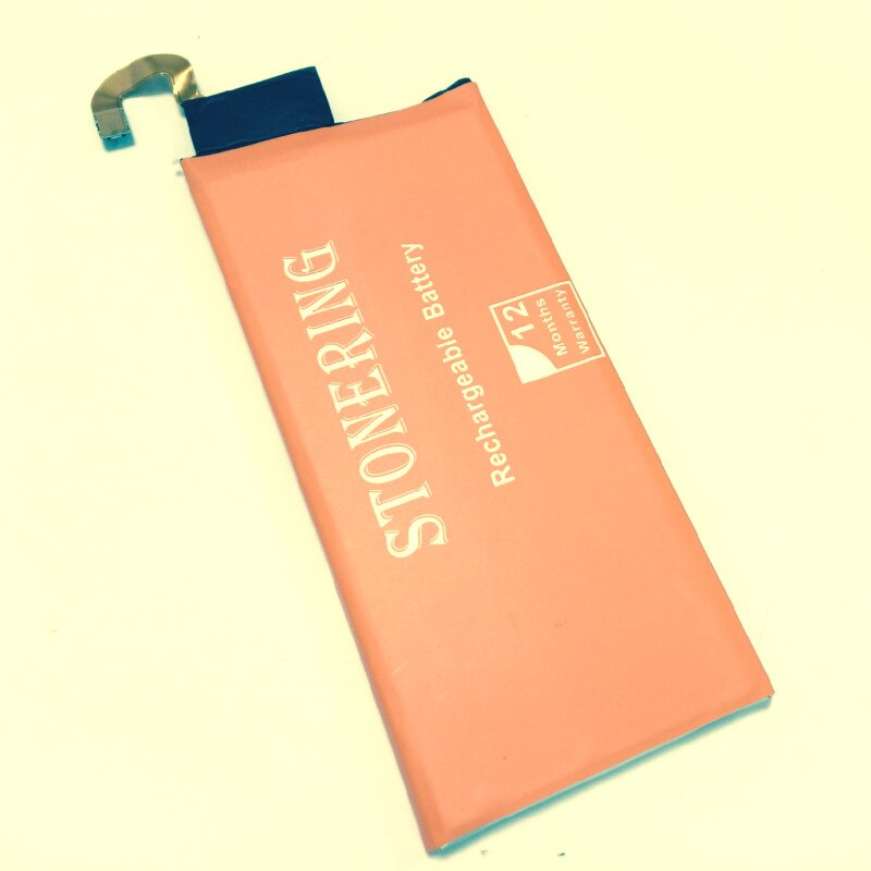 Stonering de 2600mAh de la batería EB-BG925ABA BG925ABE para Samsung Galaxy S6 borde G925 G925S G925K G9200 teléfono móvil