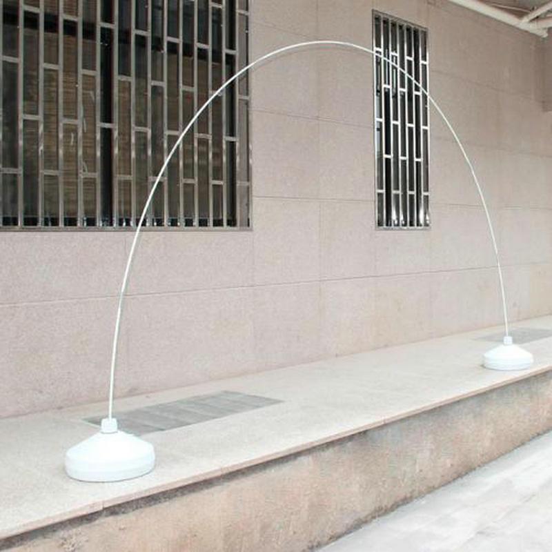 Kit de columna de globos para decoración de fiesta de cumpleaños, Base y de plástico con soporte de arco de globo poste para globos de látex, soporte para boda