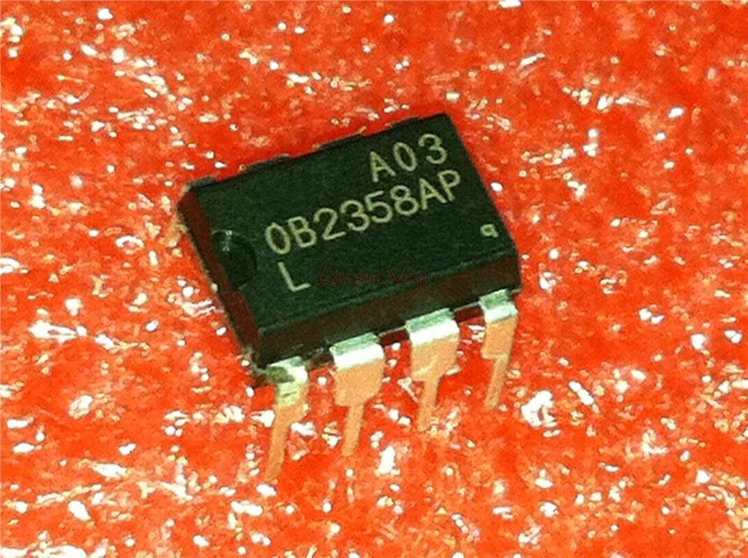 10pcs/lot OB2358AP OB2358 2358 DIP-8 In Stock