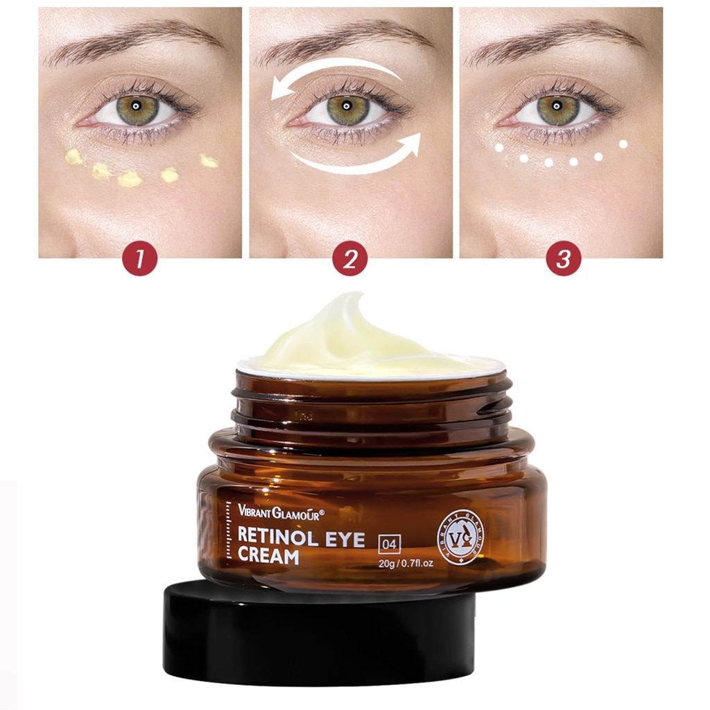 Eye Skin Care Products Anti Puffiness Remove Dark Circles Anti-Wrinkle Anti Puffiness Long Lasting E