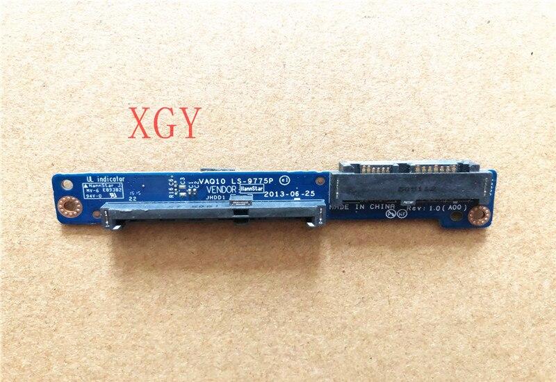الأصلي لديل ديل M6800 حجم زر مجلس LS-9775P ضوء مجلس