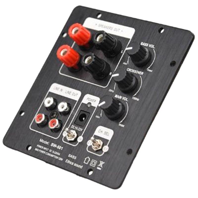 30wx2 + 60w Amp com Bluetooth Alto-falantes Subwoofer Alto-falante Placa Amplificador Tpa3118 Áudio Sub Independente 4.2 2.1