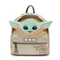 disney star wars film and television peripheral yoda baby school bag children student backpack cute backpack bags for girls