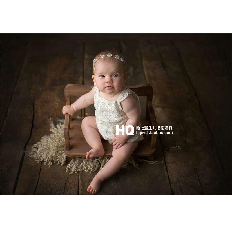 Реквизит для фотосъемки новорожденных кровать детская корзина для фотосъемки детские деревянные аксессуары для фотостудии детская корзин...