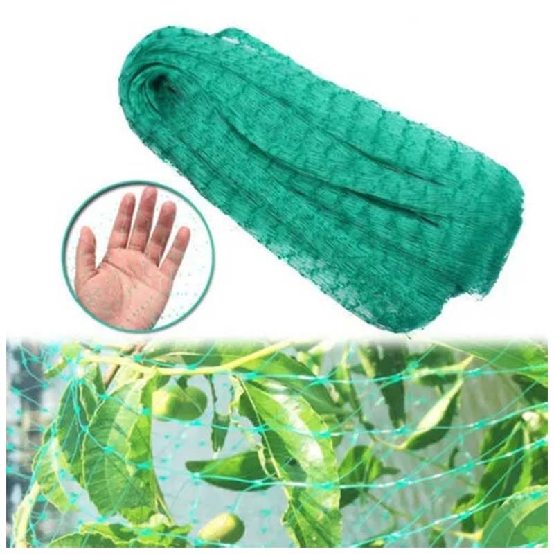 2x10m Anti Bird Protect Pest Control Catcher Netting Fruit Tree Garden Mesh Vegetables protection net Garden supplies