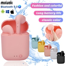 TWS Mini-2 Wireless Headset Bluetooth Earphones Waterproof Music Headphone Sport Earbud Business Hea