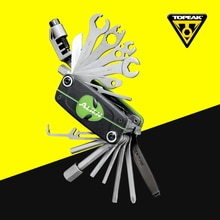 TOPEAK TT2354 ALiEN III 31 fonctions acier au Chrome Vanadium maillon de chaîne secondaire clôture deux pièces conception outils multifonctions