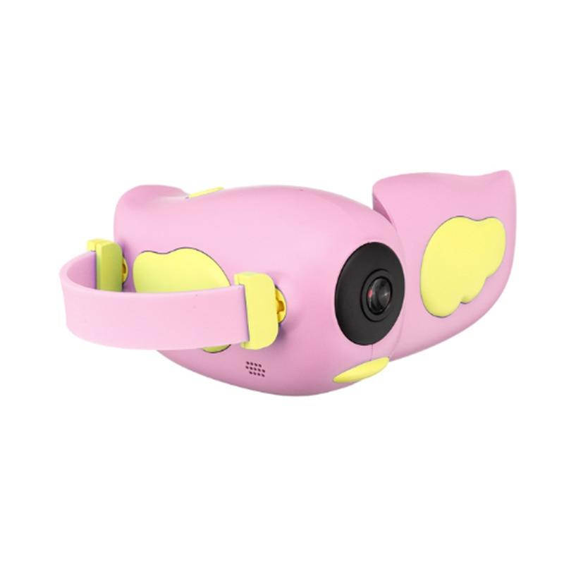 Minicámara fotográfica Digital DV 1080P Vlogging para niños, cámara de vídeo, videocámara,...