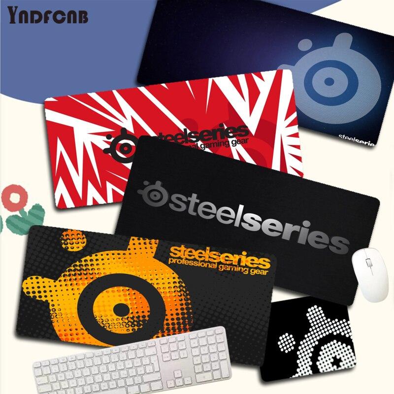 YNDFCNB Steelseries дизайнерский коврик для клавиатуры резиновый игровой коврик для мыши Настольный коврик размер для Deak коврик для overwatch/cs go/world of ...