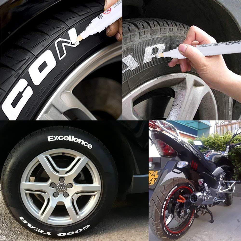 10-pz-lotto-impermeabile-olio-marcatore-permanente-penne-di-colore-bianco-pittura-disegno-a-penna-set-penna-graffiti-per-auto-moto-gomma-del-pneumatico-battistrada