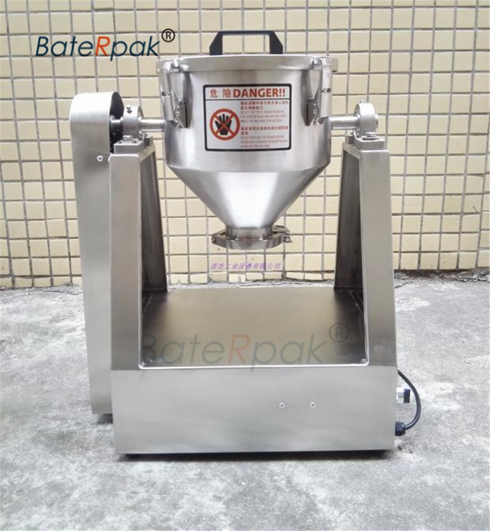 YG-ماكينة خلط مسحوق 3 كجم ، خلاط مواد لصق