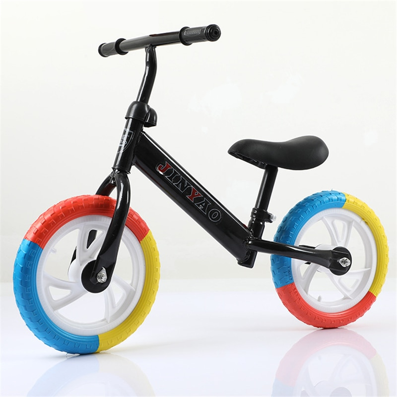 LazyChild Children's Balance Bike 2-6 years Old Without Pedal Scooter Color Wheels Disassemble Bicycle Scooter Accessory set 2 wheels scooter pedal footrest children adult kick scooter pedal foot board scooter parts