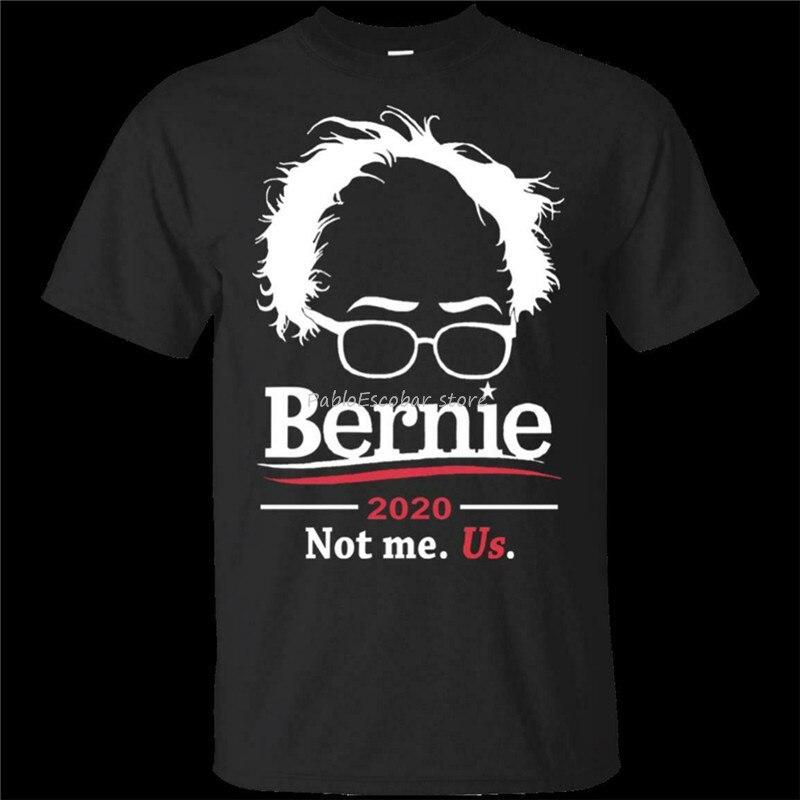 Hombre Camiseta Bernie Sanders Presidente 2020 camiseta no Me divertido tee, camisa de manga corta, S-3Xl Streetwear camiseta Casual Camisa