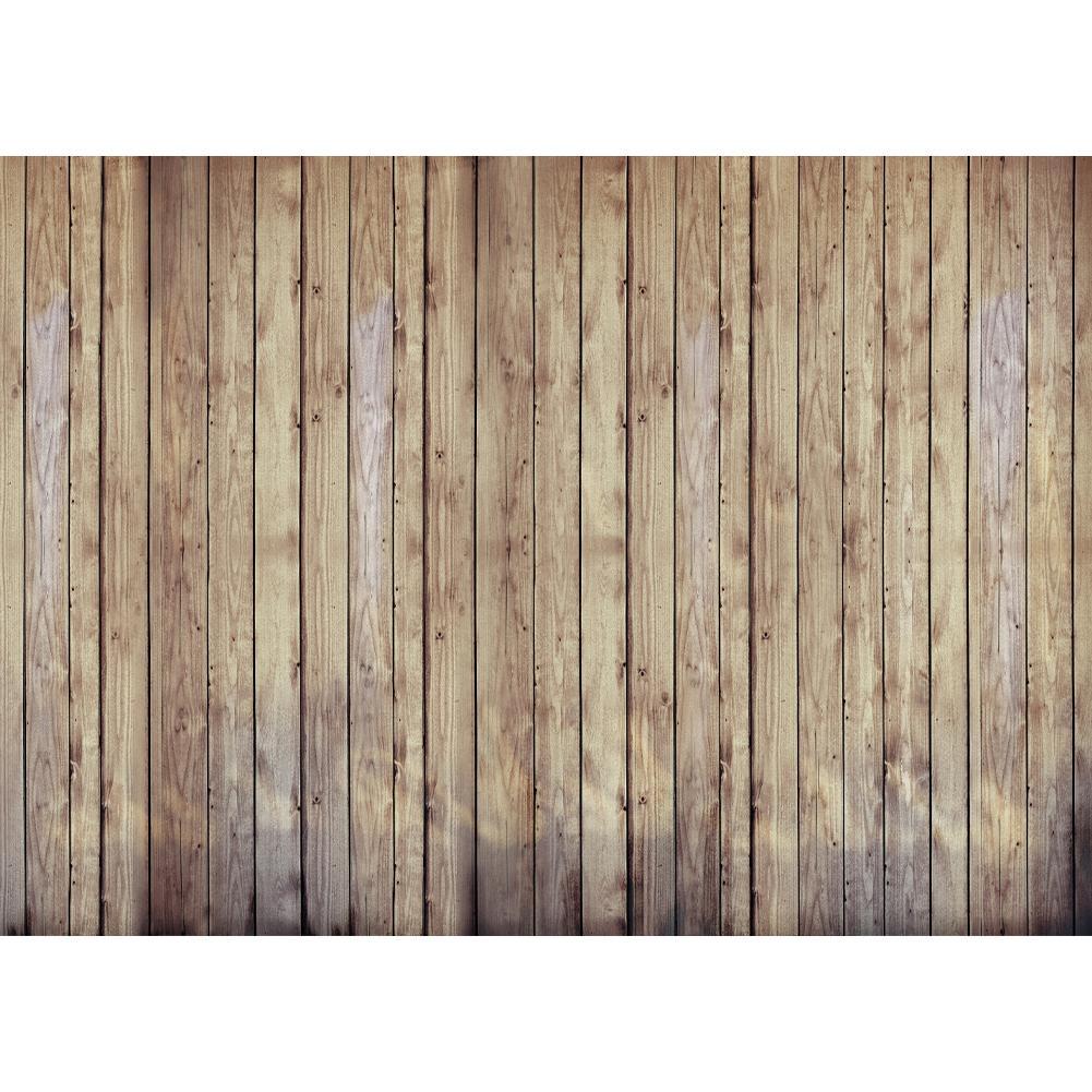 Tablón de madera Retro Pared de color liso autorretrato fotografía fondos personalizados fondos fotográficos para estudio fotográfico