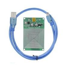 Conector novo do módulo do gerador do pulso da frequência ultra-baixa da ondinha 7.83hz da c.c. 5v 0.1a fm783 com cabo de usb