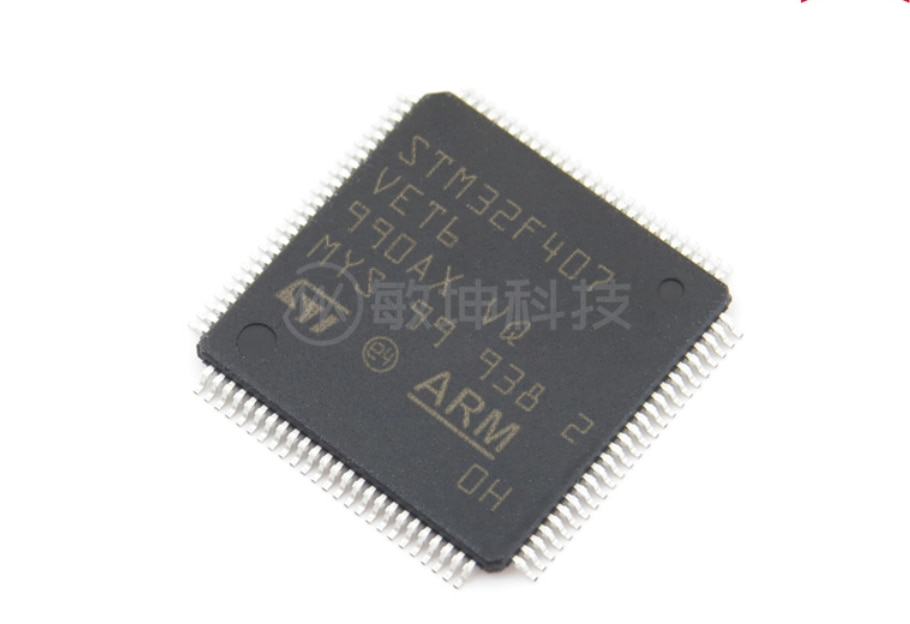 Mxy 100% الجديدة المستوردة الأصلي STM32F407ZET6 STM32F407ZGT6 LQFP144 STM32F407VET6 STM32F407VGT6 LQFP100 متحكم
