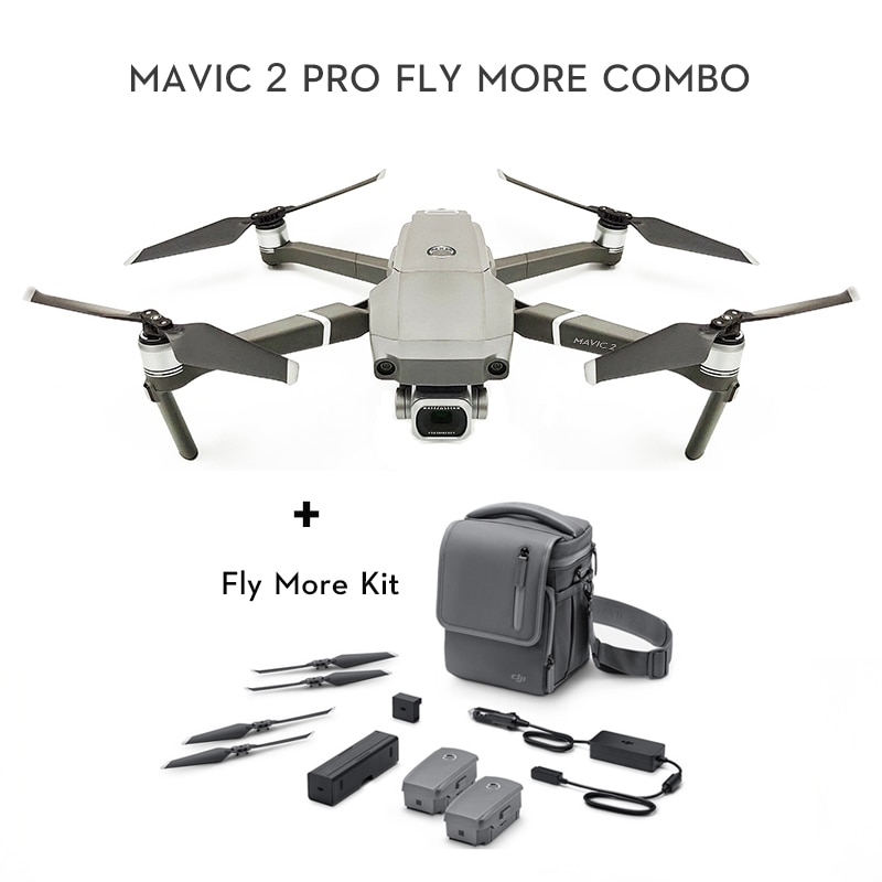 Mavic de DJI 2 Pro / Mavic 2 Zoom / Fly More Combo RC Drone Quadcopter en stock original nuevo