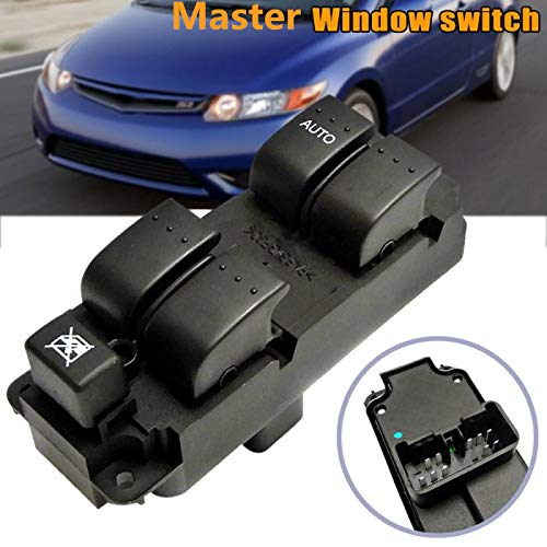BN8F66350A Car accessories Power Window Master Switch Regulator Button for Mazda 3 2004 2005 2006 2007 2008 2009