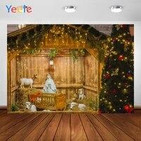 yeele christmas photography backdrops nativity scene virgin mary photo backgrounds baby photocall photo shoot props photophone