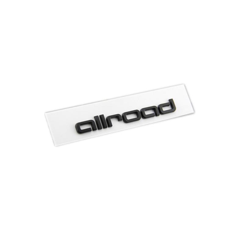 АБС-пластик Allroad Автомобильная наклейка эмблема значок эмблема