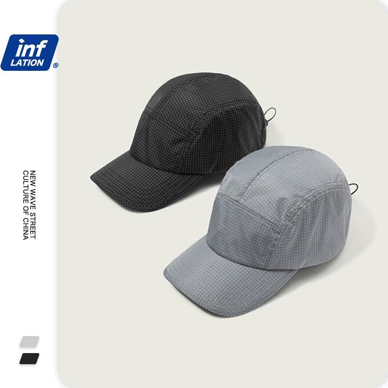 Gorra de béisbol de inflar para hombre, gorra Snapback de talla única, gorra de béisbol ajustable para pareja, gorra de béisbol de verano para hombre, 191CI2020