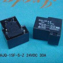 New 5pcs/lot relay  HJQ-15F-S-Z-24VDC HJQ-15F-S-Z 24VDC 20A 6PIN