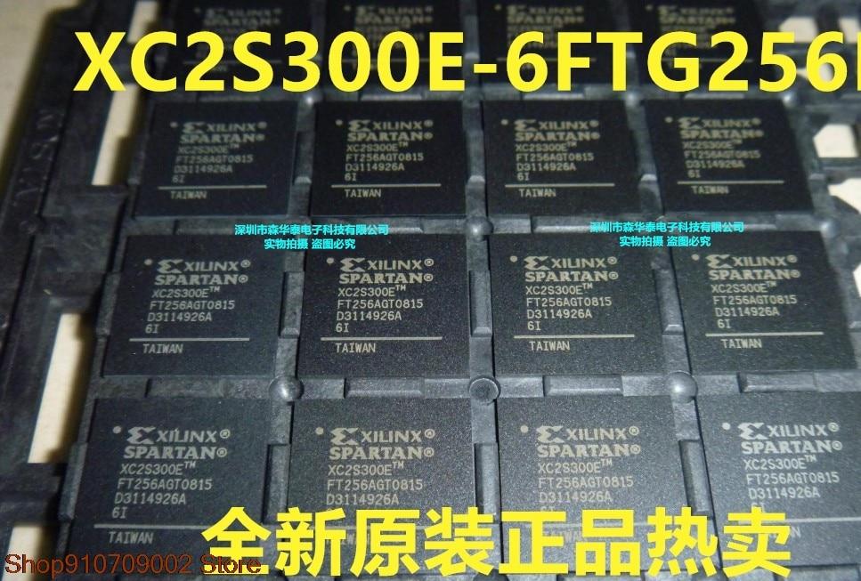 XC2S300E-6FTG256I XC2S300E-6FTG256C