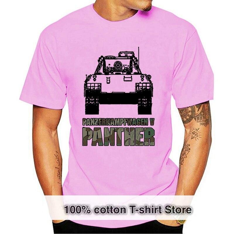 Camiseta de marca para mujer ropa de Pantera Panzer Panzerkampfwagen V ¿Zweiter...