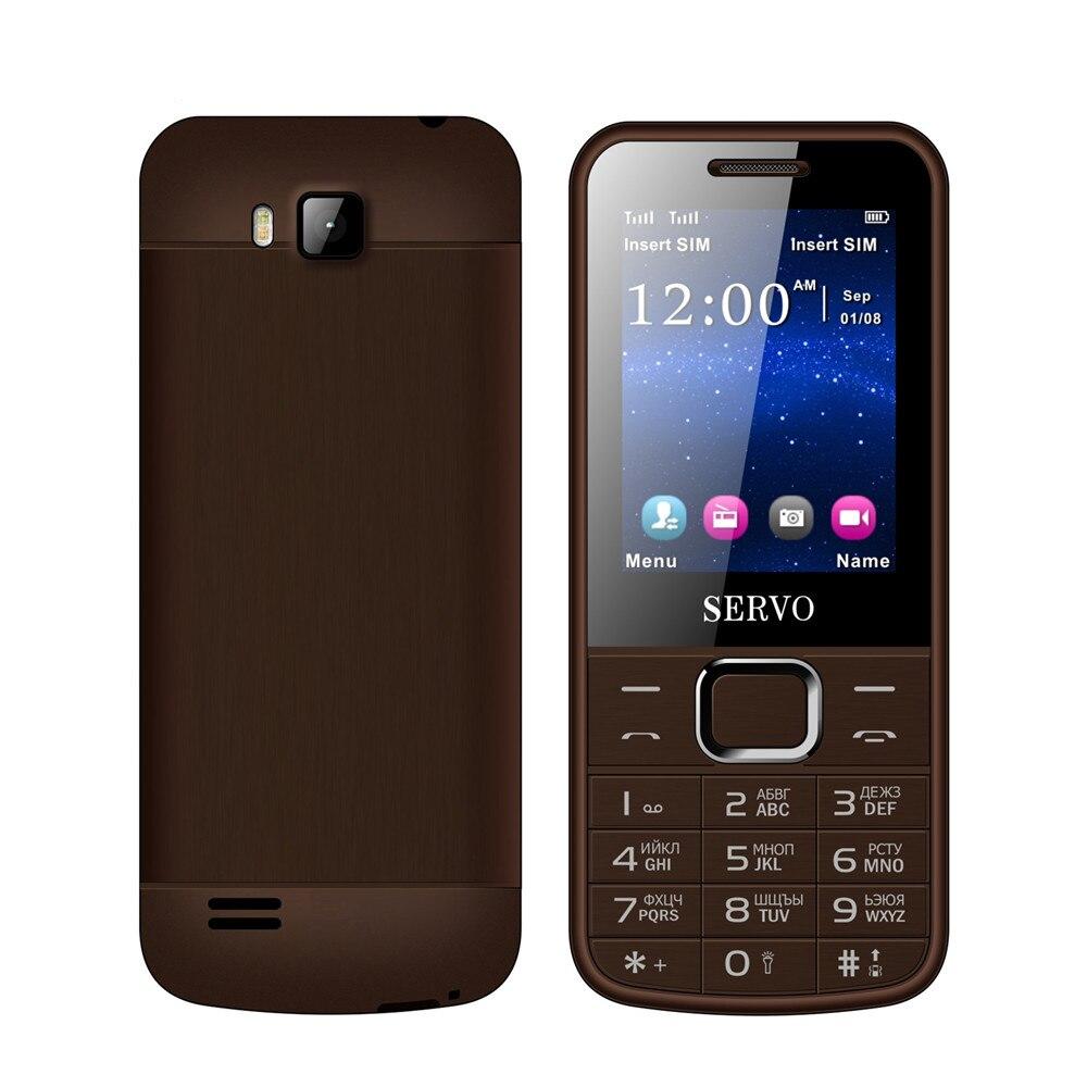 Original Moblie Phone SERVO 225 2.4