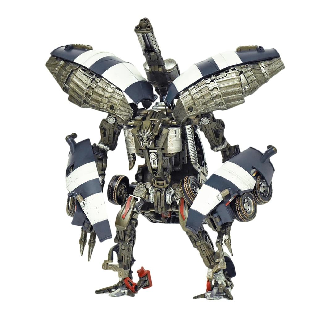 Devil Saviour DS-01 Transformation Toy Action Figure Devastator 8in1 Mixmaster Movie Model Figma KO SS53 Deformation Car Robot