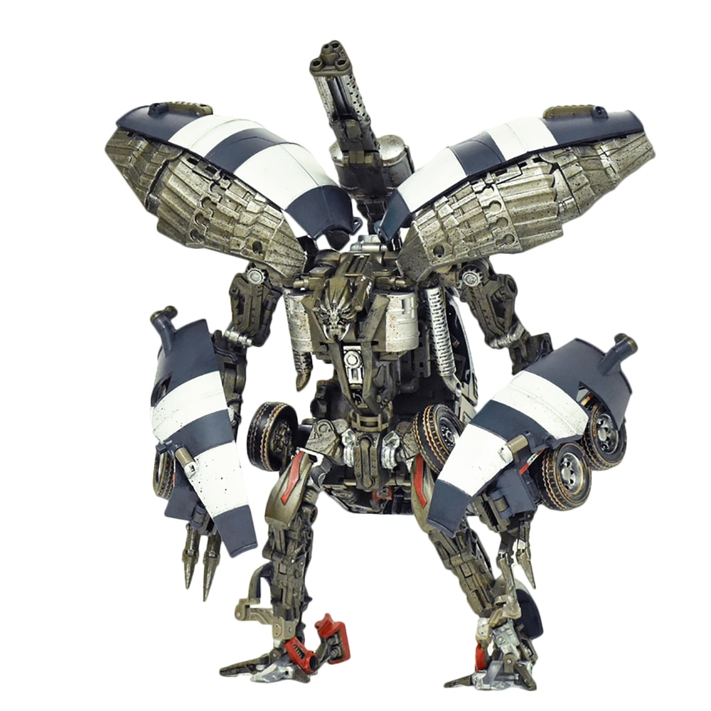 Diabo saviour DS-01 transformação brinquedo figura de ação devastator 8in1 mixmaster filme modelo figma ko ss53 deformação carro robô