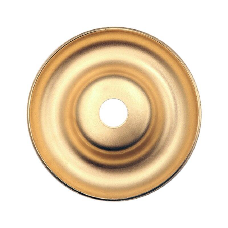 Mola per smerigliatrice angolare in legno tondo disco abrasivo - Utensili abrasivi - Fotografia 4
