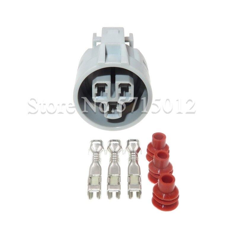 3 Hole 6187-3901 Waterproof Female Automotive Sealed Plug Auto Cable Connector Socket