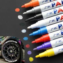Su geçirmez kalem araç lastiği boya kalemi kalem Mitsubishi axs lancer 9 10 I200 Chery Tiggo 5 3 t11 Mini Cooper R56