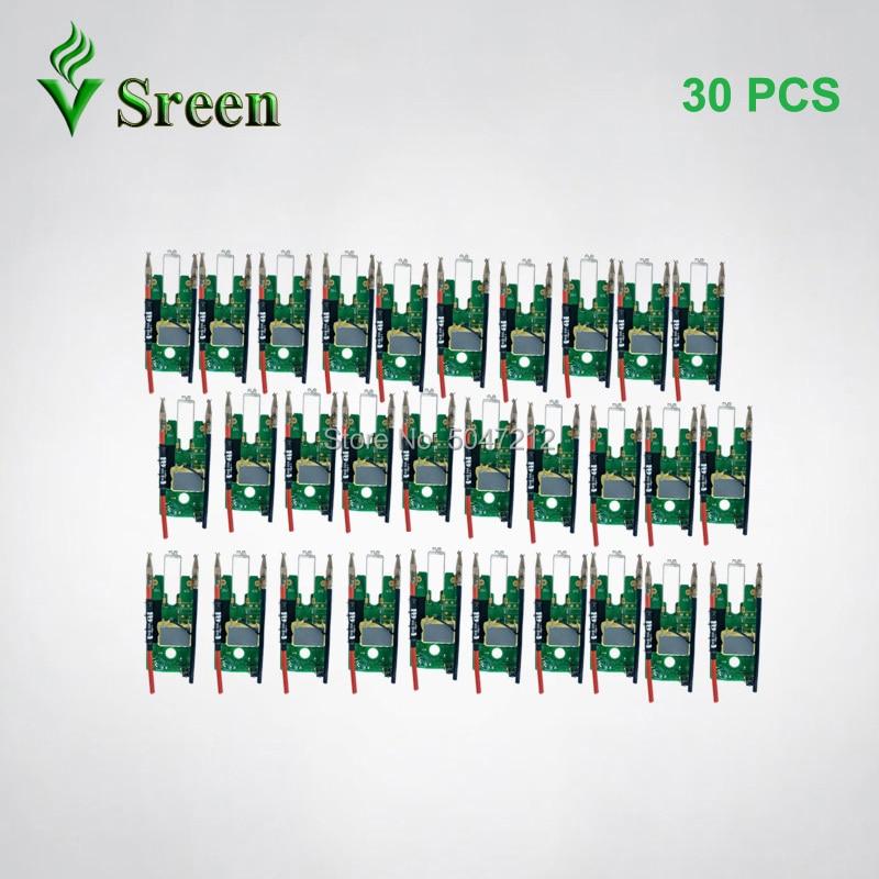 Batería de iones de litio de 30 piezas D-70771 paquetes de herramientas eléctricas reemplazo de PCB para Bosch 36V DIY a 36V recargable batería de Li-ion
