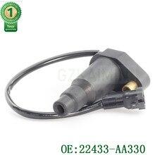 Набор 4 OEM 22433AA330 22433-AA330 подходит для SUBARU Impreza EJ20G 2.0L WRX GC 2.0L турбо катушка зажигания пакет